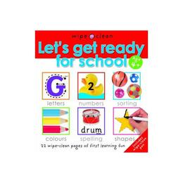 Let's Get Ready for School, editura Priddy Books