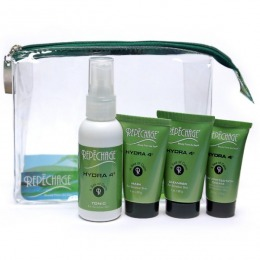 Set de Calatorie pentru Ten Sensibil - Repechage Hydra 4 Starter/Travel Collection
