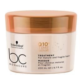 Masca pentru Par Matur si Fragil - Schwarzkopf BC Bonacure Q10+ Time Restore Treatment, 200ml