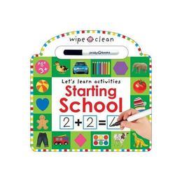 Starting School, editura Priddy Books