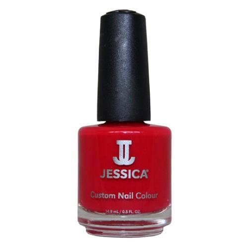 Lac de Unghii - Jessica Custom Nail Colour 120 Royal Red, 14.8ml imagine produs
