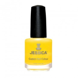 Lac de Unghii - Jessica Custom Nail Colour 1140 Yellow, 14.8ml