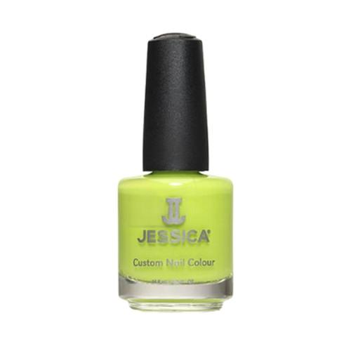 Lac de Unghii - Jessica Custom Nail Colour 1143 Green, 14.8ml imagine produs