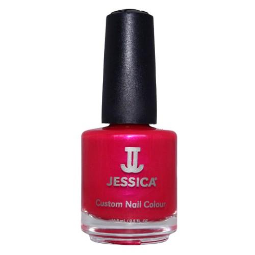 Lac de Unghii - Jessica Custom Nail Colour 160 Strawberry Fields, 14.8ml imagine produs