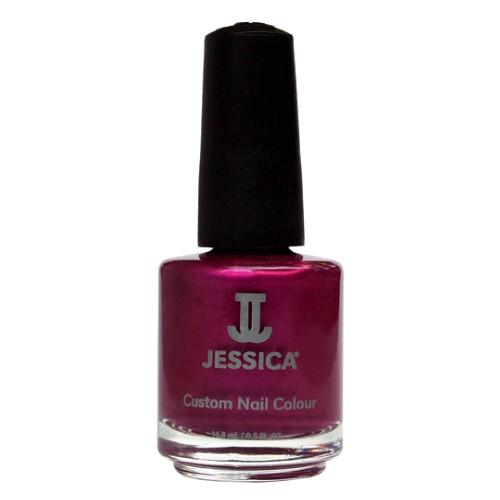 Lac de Unghii - Jessica Custom Nail Colour 236 Red Vines, 14.8ml imagine produs