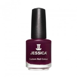 Lac de Unghii - Jessica Custom Nail Colour 253 Midnite Sky, 14.8ml