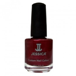 Lac de Unghii - Jessica Custom Nail Colour 290 Merlot, 14.8ml