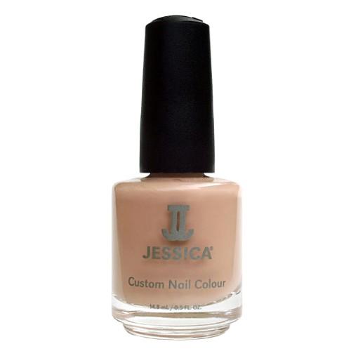 Lac de Unghii - Jessica Custom Nail Colour 436 Creamy Caramel, 14.8ml imagine produs