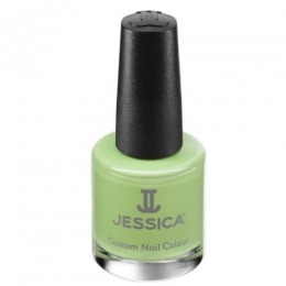 Lac de Unghii - Jessica Custom Nail Colour 730 Lime Cooler, 14.8ml