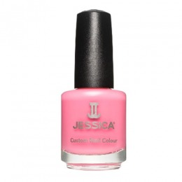 Lac de Unghii - Jessica Custom Nail Colour 790 Pink Shockwaves, 14.8ml