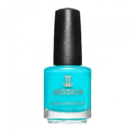 Lac de Unghii - Jessica Custom Nail Colour 793 Argon Blue, 14.8ml