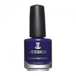 Lac de Unghii - Jessica Custom Nail Colour 897 Blue Harlem, 14.8ml