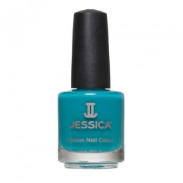 Lac de Unghii - Jessica Custom Nail Colour 1100 Faux Fur Blue, 14.8ml