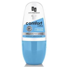 Anti-Perspirant pentru Femei, 24H confort AA Cotton - Oceanic, 50 ml