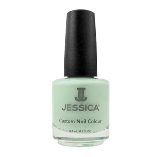 Lac de Unghii - Jessica Custom Nail Colour 1114 Mint Blossom, 14.8ml imagine produs