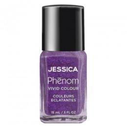 Lac de Unghii - Jessica Phenom Vivid Colour 047 Do The Hustle, 15ml