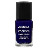 Lac de Unghii - Jessica Phenom Vivid Colour 045 Star Sapphire, 15ml