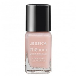 Lac de Unghii - Jessica Phenom Vivid Colour 039 Pink A Boo, 15ml
