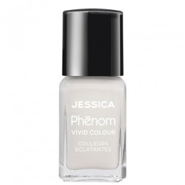 Lac de Unghii - Jessica Phenom Vivid Colour 001 Original French, 15ml