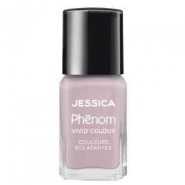 Lac de Unghii - Jessica Phenom Vivid Colour 002 Pretty In Pearls, 15ml