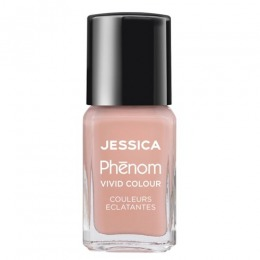 Lac de Unghii - Jessica Phenom Vivid Colour 004 First Love, 15ml