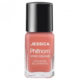 Lac de Unghii - Jessica Phenom Vivid Colour 006 Rare Rose, 15ml
