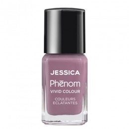 Lac de Unghii - Jessica Phenom Vivid Colour 007 Vintage Glam, 15ml