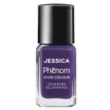 Lac de Unghii - Jessica Phenom Vivid Colour 012 Grape Gatsby, 15ml