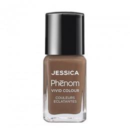 Lac de Unghii - Jessica Phenom Vivid Colour 013 Cashmere Creme, 15ml