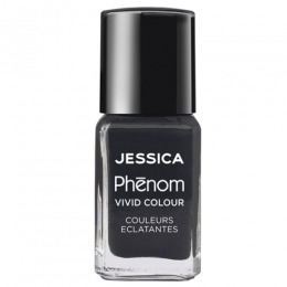 Lac de Unghii - Jessica Phenom Vivid Colour 014 Caviar Dreams, 15ml