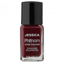 Lac de Unghii - Jessica Phenom Vivid Colour 015 Well Bred, 15ml