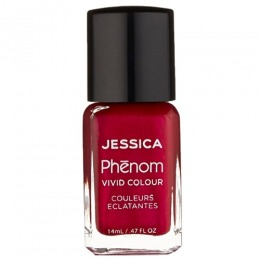 Lac de Unghii - Jessica Phenom Vivid Colour 017 The Royals, 15ml