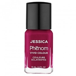 Lac de Unghii - Jessica Phenom Vivid Colour 018 Lap Of Luxury, 15ml