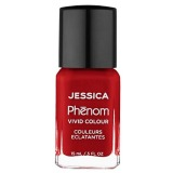 Lac de Unghii - Jessica Phenom Vivid Colour 021 Jessica Red, 15ml