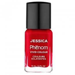 Lac de Unghii - Jessica Phenom Vivid Colour 022 Geisha Girl, 15ml