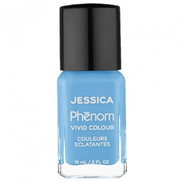 Lac de Unghii - Jessica Phenom Vivid Colour 026 Copacabana Beach, 15ml