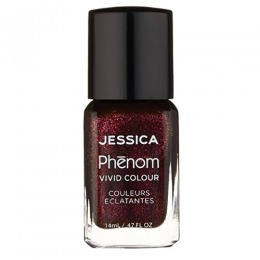 Lac de Unghii - Jessica Phenom Vivid Colour 031 Embellished, 15ml