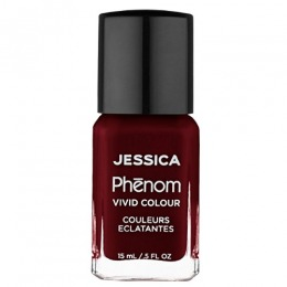 Lac de Unghii - Jessica Phenom Vivid Colour 034 Crown Jewel, 15ml