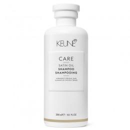 Sampon pentru Stralucire - Keune Care Satin Oil Shampoo 300 ml