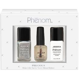 Set pentru Manichiura - Jessica Phenom Precious Kit Antique Silver