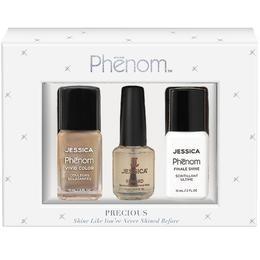 Set pentru Manichiura - Jessica Phenom Precious Kit Gold Vermeil