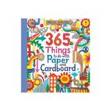 365 Things to Do with Paper and Cardboard, editura Usborne Publishing