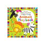 Baby's Very First Touchy-feely Animals Play Book, editura Usborne Publishing