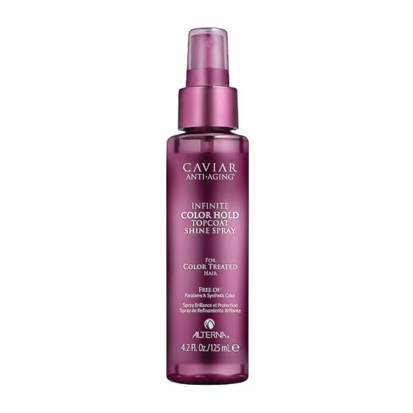 Spray pentru Stralucire - Alterna Caviar Anti-Aging Infinite Color Hold Topcoat Shine Spray, 125ml poza