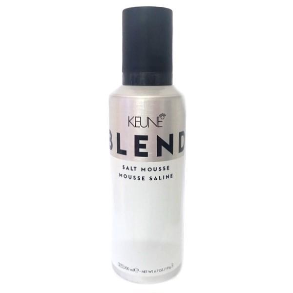 Spuma cu Sare de Mare - Keune Blend Salt Mousse, 200ml imagine