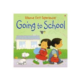 Going to School, editura Usborne Publishing