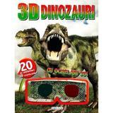 3D abtibilduri  - Dinozauri, editura Girasol