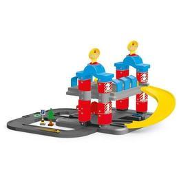 Set de constructie - Garaj cu 2 niveluri