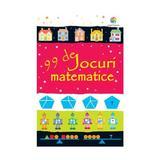 99 de jocuri matematice, editura Corint