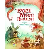 Basme si povesti romanesti 2017, editura Corint